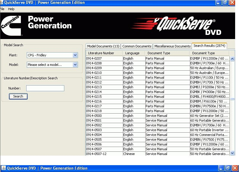 cummins power generation quickserve dvd rh obd2be com Cummins Manual Transmission Instruction Manual Cummins