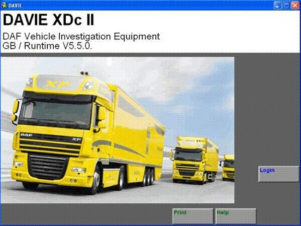 DAF Diagnostic Ki