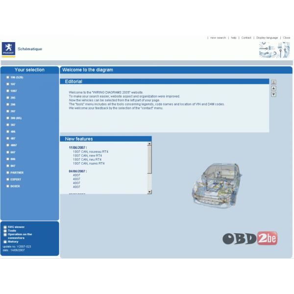 peugeot wiring diagrams  peugeot car service   repair Peugeot 406 HDI Manual Peugeot 406 HDI Manual