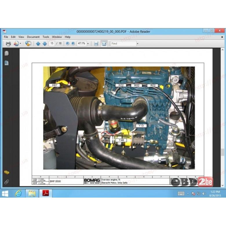 Bomag 2014  Bomag Industrial Equipment