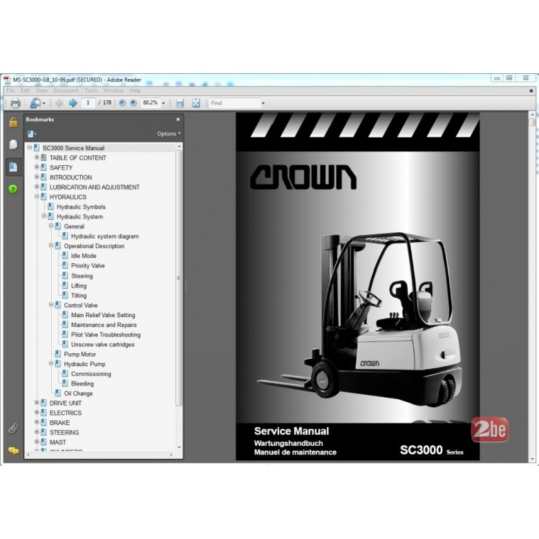 Crown Forklift, CROWN FORKLIFT Forklift Trucks