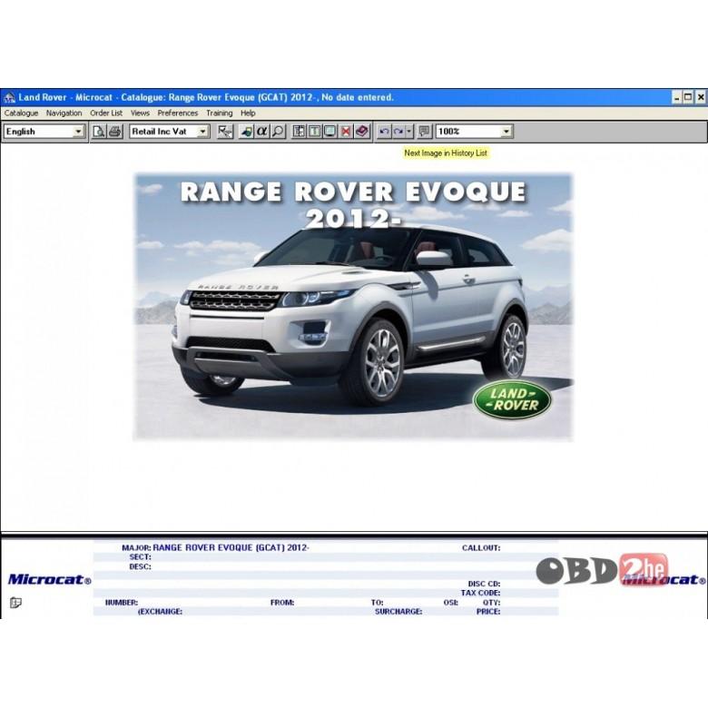 Land Rover Range Rover, LAND ROVER Car Parts