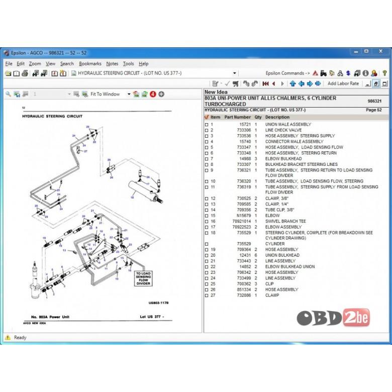 new idea 299 haybine manual