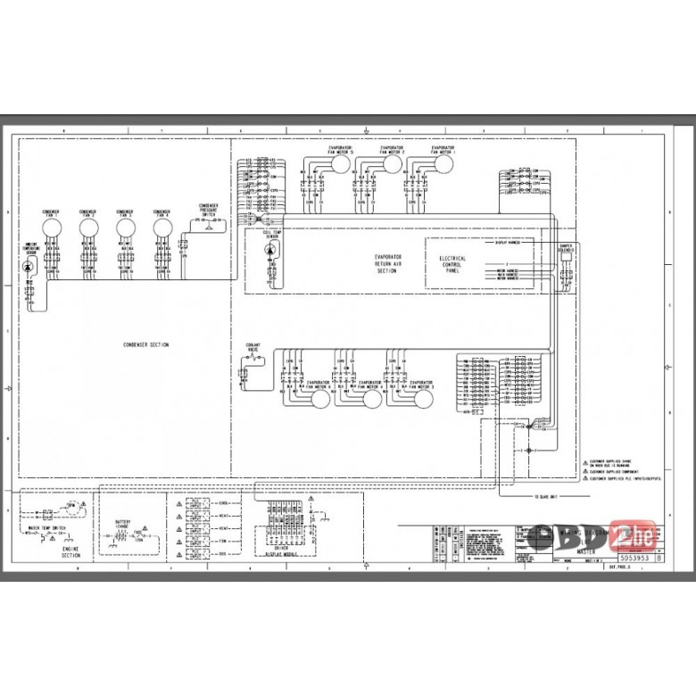 thermo king wiring diagrams thermo king wiring diagrams