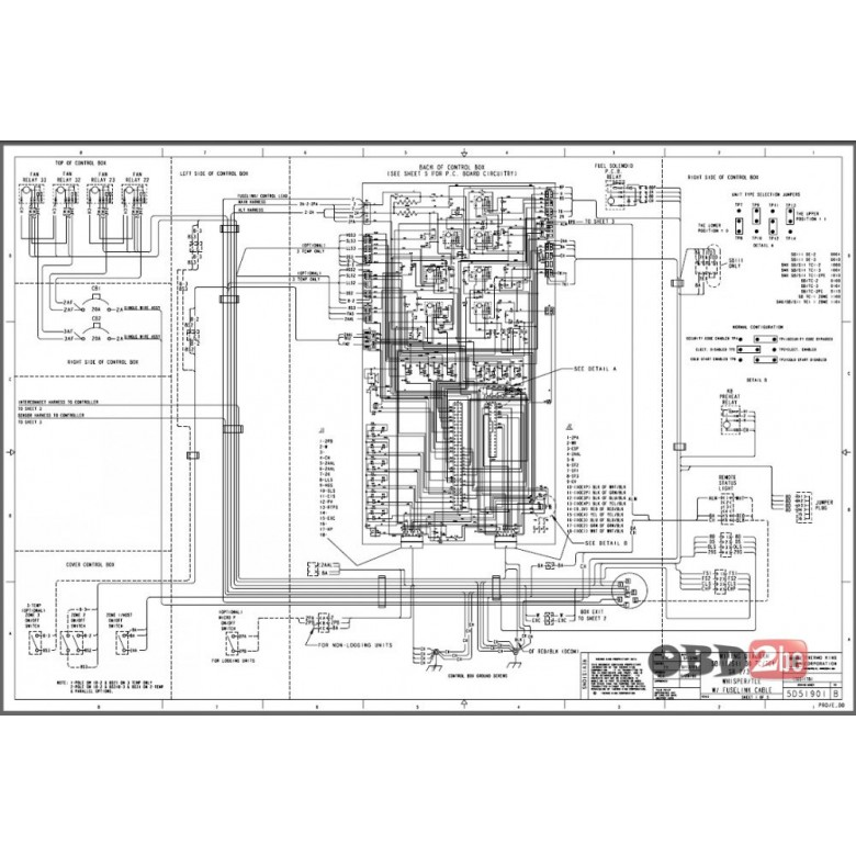 Fantastic Thermo King Wiring Diagrams Thermo King Truck Parts Wiring Digital Resources Spoatbouhousnl