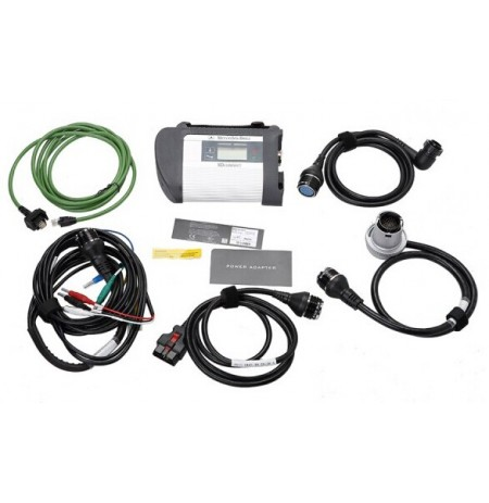 Mercedes-Benz DOIP Diagnostic Tool