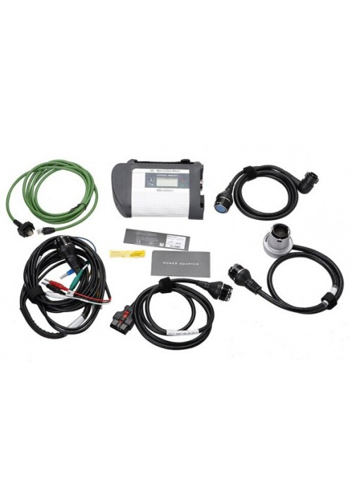 MB Star C4 Diagnostic Tool