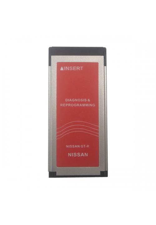 Nissan Consult GTR Card