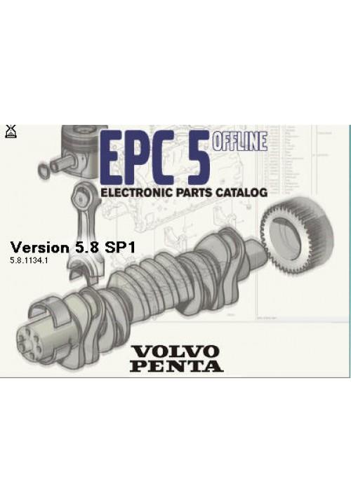 Volvo Penta EPC