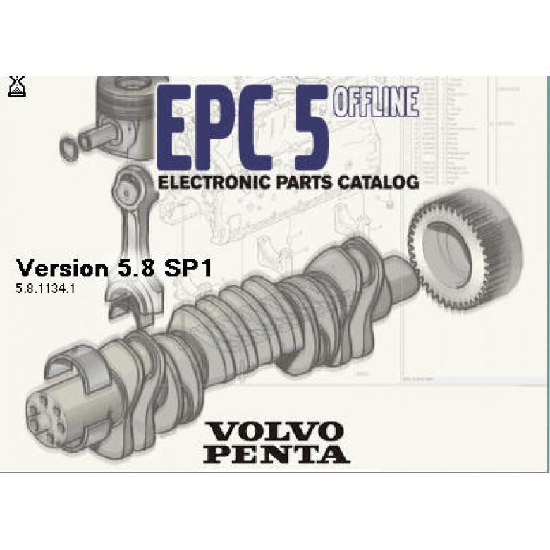 Volvo Penta Epc Spare Parts Catalog Evc