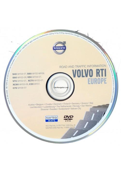 Volvo RTI - 2014 - Europe (MMM/P2001)