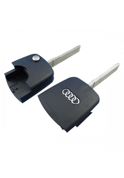 Audi filp remote key head with ID48 B 5pcs/lot