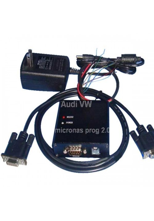 Audi VW micronas and Fujitsu programmer 2.0