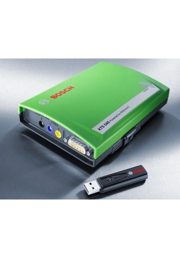 Bosch kts 540 программа скачать