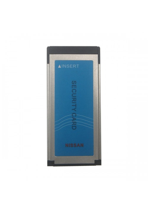 Nissan Consult Security Card for Immobilizer