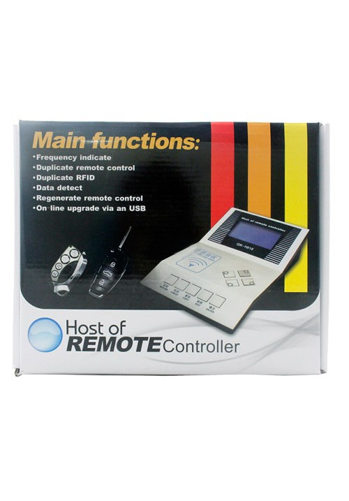 Remote Controller Remote Master for wireless RF remote controll