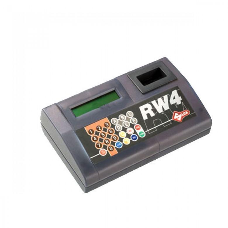 rw4 key programmer rw4 transponder silca rw4. Black Bedroom Furniture Sets. Home Design Ideas