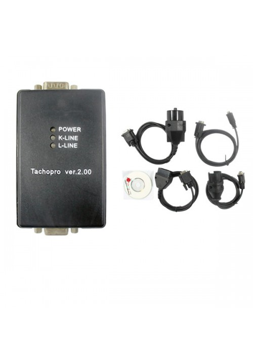 Tachpro Kit 2.0V Odometer Correction Mileage Tool
