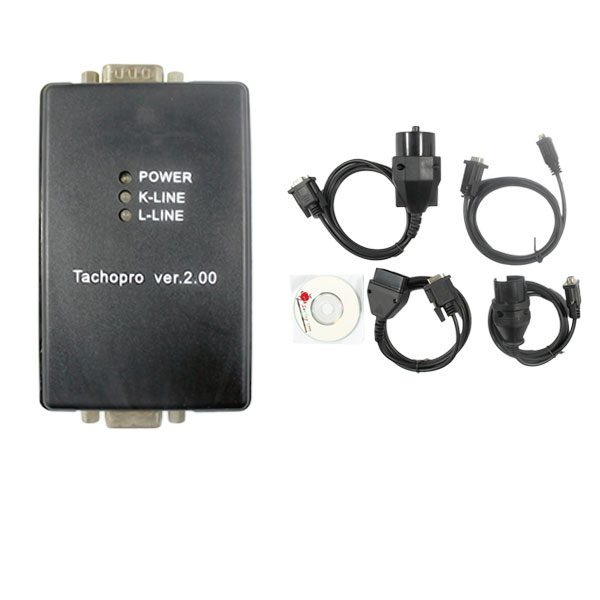 Tachpro Kit 2.0V Odometer Correction Mileage Tool
