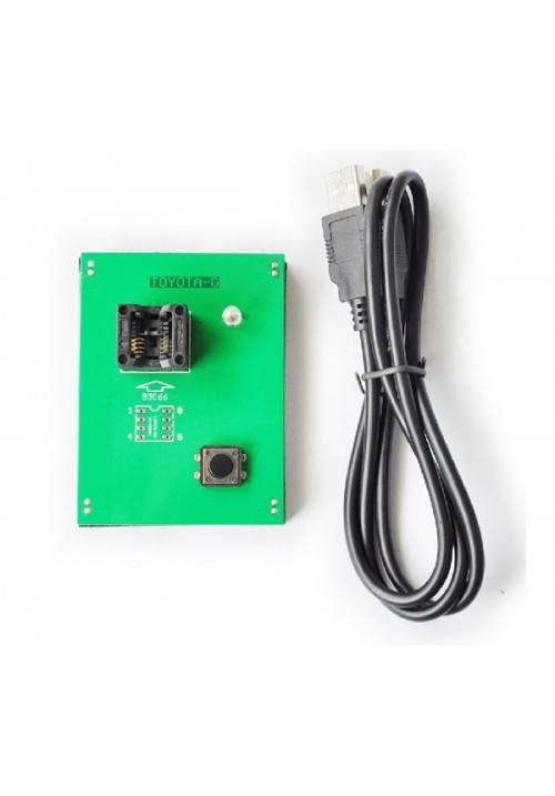 Toyota 4D-G Chip Key Programmer