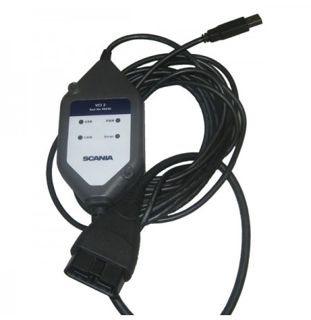Truck diagnostic tool- Scania VCI2