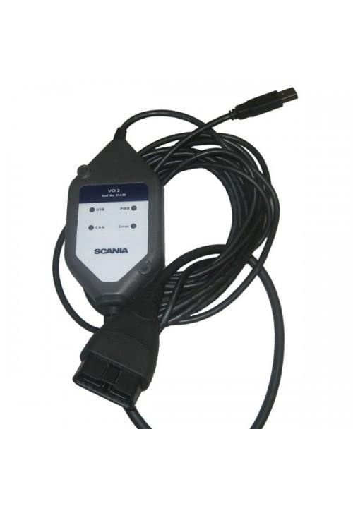 Truck diagnostic tool- Scania VCI2