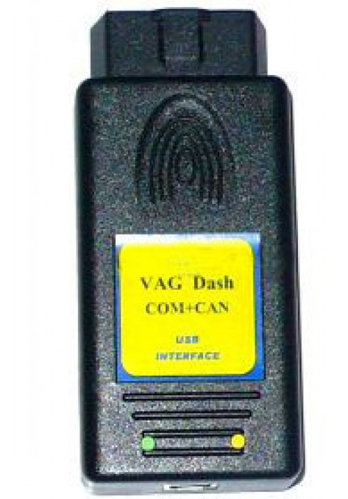 VAG DASH COM+CAN V5.05 New version