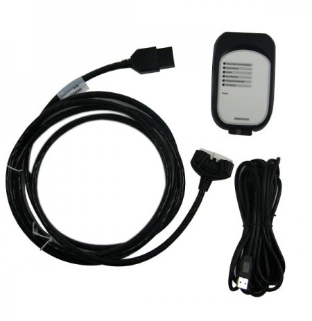 VOLVO truck diagnostic tool VCADS3