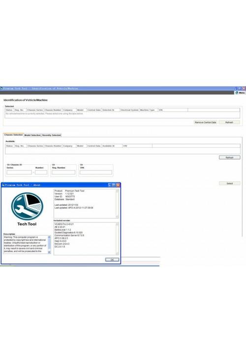 Volvo PTT Premium Tech Tool