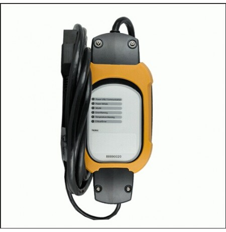 Volvo truck diagnostic tool