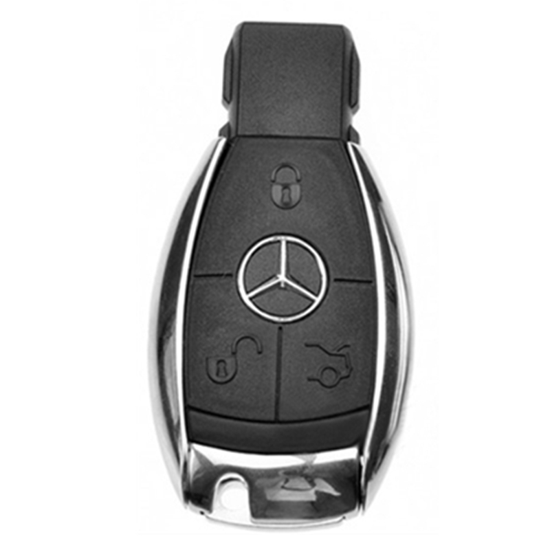 Mercedes car key for Key for mercedes benz cost
